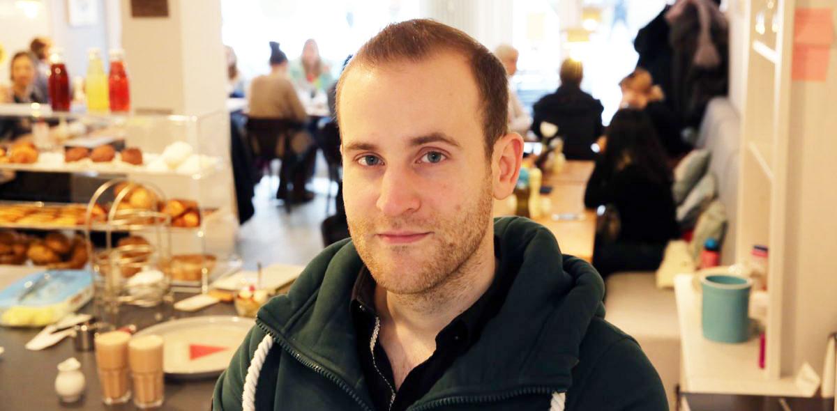 Autor und Regisseur Sven Eric Maier